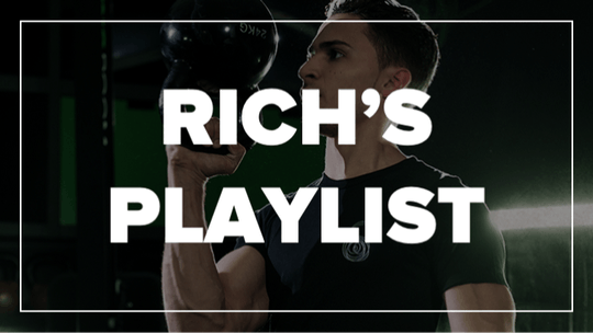 Rich's Full Class Playlist by Fhitting Room