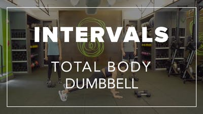 Intervals with Tara | Total Body Dumbbell by Fhitting Room