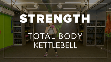 Strength with Brooke | Total Body Kettlebell by Fhitting Room