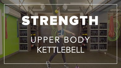 Strength with Kendall | Upper Body Kettlebell by Fhitting Room