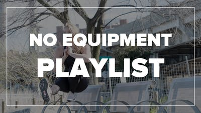 Kendall's No Equipment Class Playlist by Fhitting Room