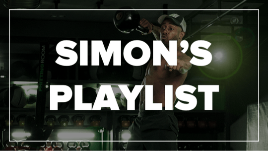 Simon's Full Class Playlist by Fhitting Room