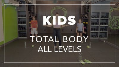 Kids Full Class with Mel | All Levels by Fhitting Room