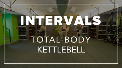 Intervals with Riley | Total Body Kettlebell by Fhitting Room