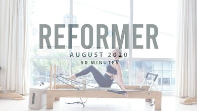 REFORMER - Intermediate 8.13 by Romney Studios