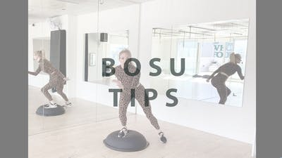 BOSU TIPS by Romney Studios