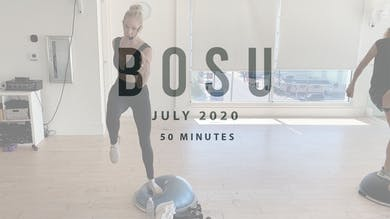BOSU for Beginners 7.15 by Romney Studios
