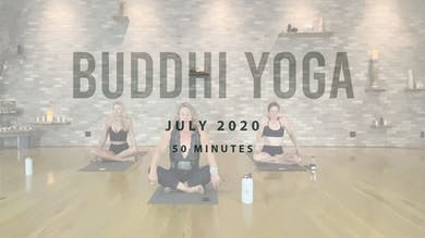 BUDDHI YOGA with Jayne by Romney Studios
