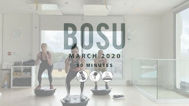 BOSU with Amanda 3.19 by Romney Studios