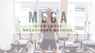 INTRO to MEGAFORMER by Romney Studios