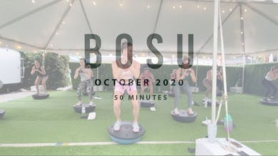 BOSU with Amanda 10.30 by Romney Studios