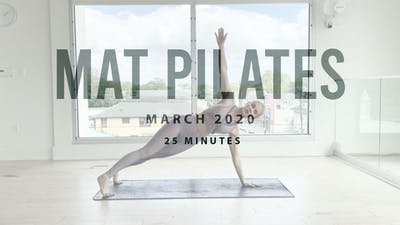 MAT PILATES 3.31 by Romney Studios