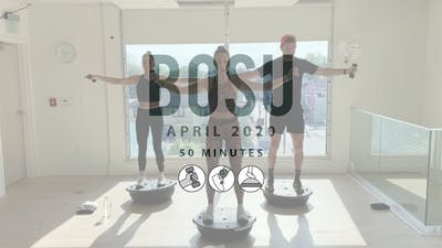 BOSU with Amanda 4.13 by Romney Studios