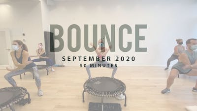 BOUNCE 9.24 by Romney Studios