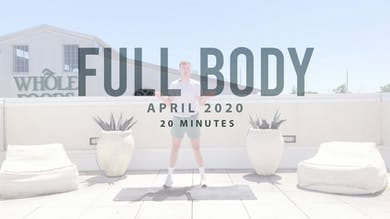 FULL BODY with Blaine - 20 Mins 4.30 by Romney Studios
