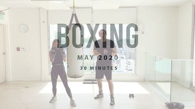 BOXING with Santiago 5.21 by Romney Studios