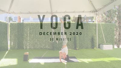 YOGA with Isabel - 12.7 by Romney Studios
