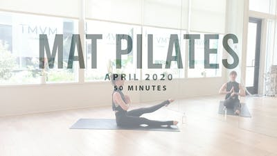 MAT PILATES with Gretchen 4.10 by Romney Studios