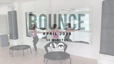 BOUNCE with Amanda - 30 Mins - LIVE STREAM by Romney Studios