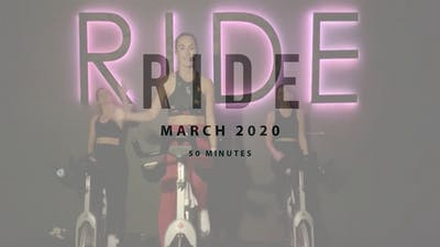 RIDE with Megan 3.30 by Romney Studios