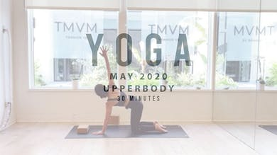 YOGA with Isabel - Upper Body 5.5 by Romney Studios