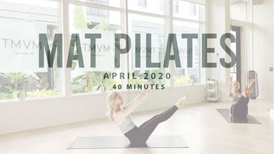 MAT PILATES 4.20 by Romney Studios