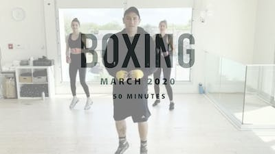 BOXING with Santiago 3.25 by Romney Studios
