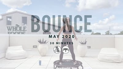 BOUNCE with Megan - LIVE STREAM - 30 Mins by Romney Studios