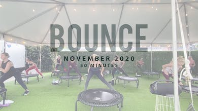 BOUNCE 11.3.20 by Romney Studios