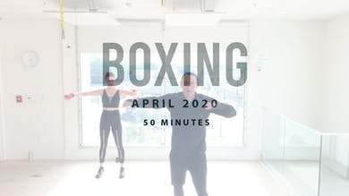 BOXING with Santiago 4.9 by Romney Studios