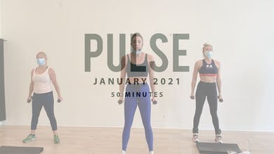 PULSE with Amanda 1.20.21 by Romney Studios
