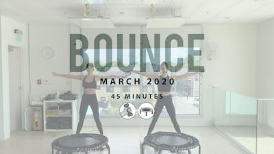 BOUNCE with Amanda 3.28 by Romney Studios