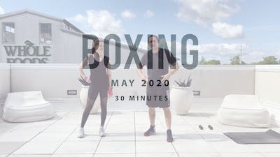 BOXING with Santiago 5.11 by Romney Studios