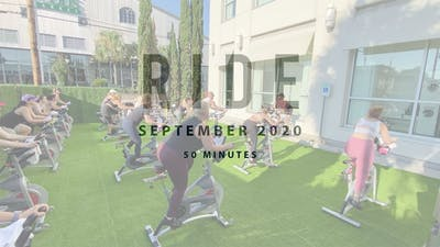 RIDE with Amanda 9.18 by Romney Studios