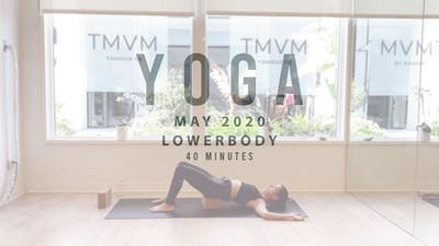 YOGA with Isabel - Lower Body 5.5 by Romney Studios