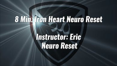 Iron Heart Neurological Reset by Yogashield Yoga For First Responders