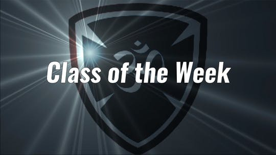Class of the Week by YogaShield Yoga For First Responders