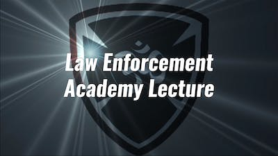 Law Enforcement Academy Lecture by Yogashield Yoga For First Responders