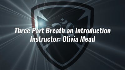 Three Part Breath an Introduction (Audio) by YogaShield Yoga For First Responders