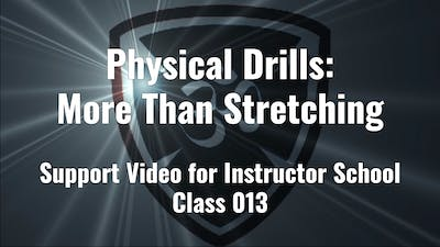 Physical Drills More Than Stretching by YogaShield Yoga For First Responders