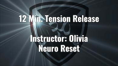 Tension Release Neurological Reset by Yogashield Yoga For First Responders