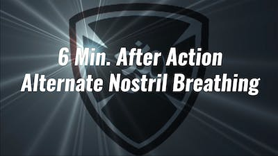 After Action Alternate Nostril Breathing by Yogashield Yoga For First Responders