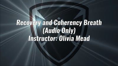 Recovery and Coherency Breath Neuro Reset (Audio Only) by YogaShield Yoga For First Responders