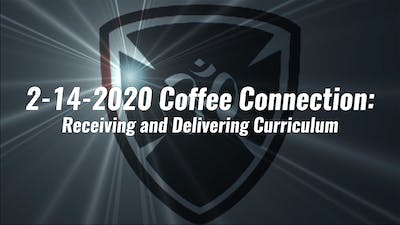 02-14-2020 Coffee Connection Receiving and Delivering Curriculum by Yogashield Yoga For First Responders