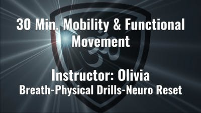 30 Min. Mobility and Functional Movement by Yogashield Yoga For First Responders