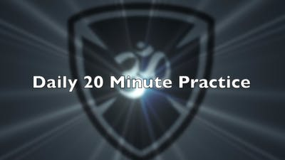 20 Minute Daily Practice by Yogashield Yoga For First Responders