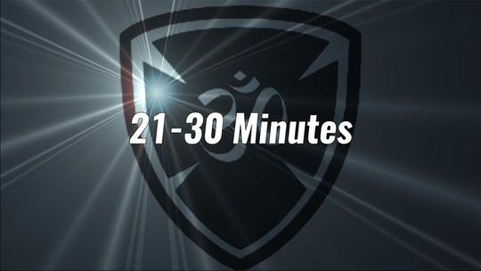 21-30 Minutes by YogaShield Yoga For First Responders