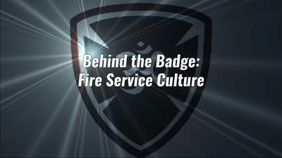 Behind the Badge Fire Service Culture by Yogashield Yoga For First Responders