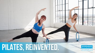 Pilates, Reinvented by WundaBar Pilates