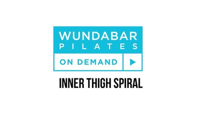 PRO TIP- INNER THIGH SPIRAL by WundaBar Pilates